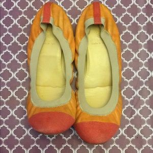 J. Crew Collection Italian Made Ballet Flats